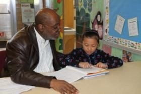 The Tutoring Program is a volunteer driven tutoring program designed to improve the academic performance of MPS students.