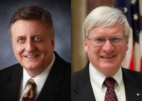 Mark Harris and Glen Grothman
