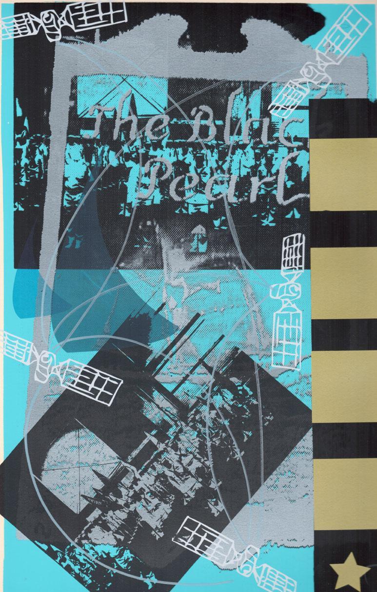 """G.U.R.L"" - Artist: Yvette Pino - Veteran: Mary Kolar"