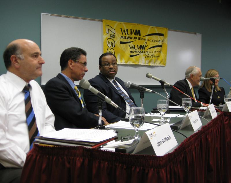 Project Milwaukee Panelists
