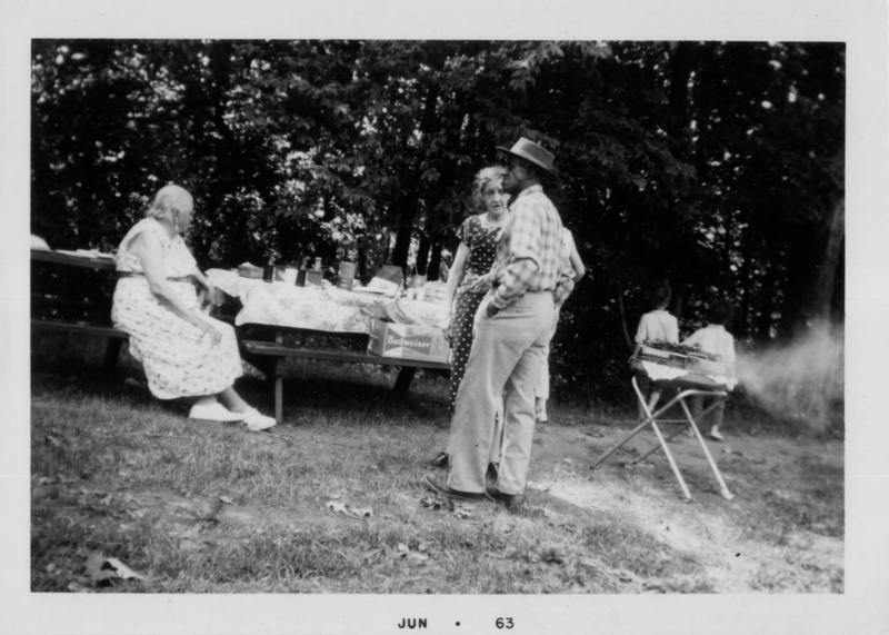 Bernard, Nellie & Iona