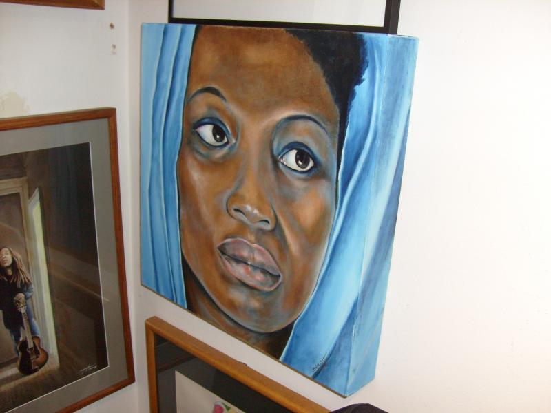 Sylvester Sims' Artwork