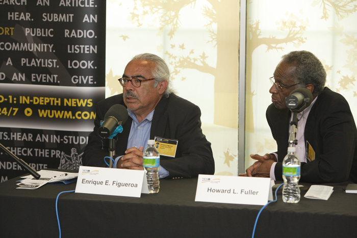 Enrique Figueroa and Howard Fuller
