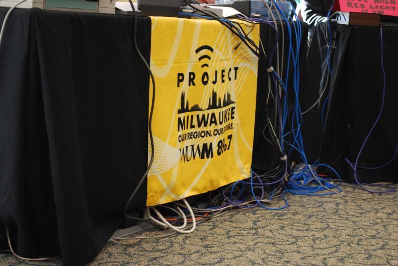 Project Milwaukee Live Broadcast