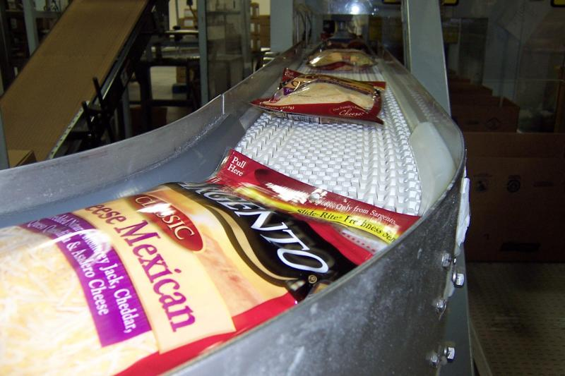 Production Line at the Sargento Plant