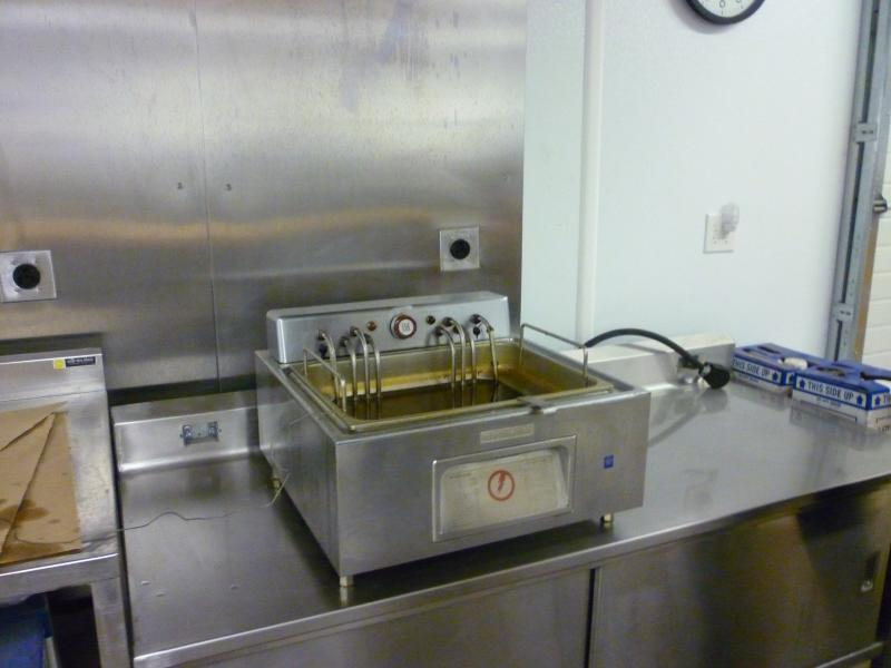 "The Hancock Agricultural Research Station also has its own ""fry lab"" to show how a potato will fry up after being stored."