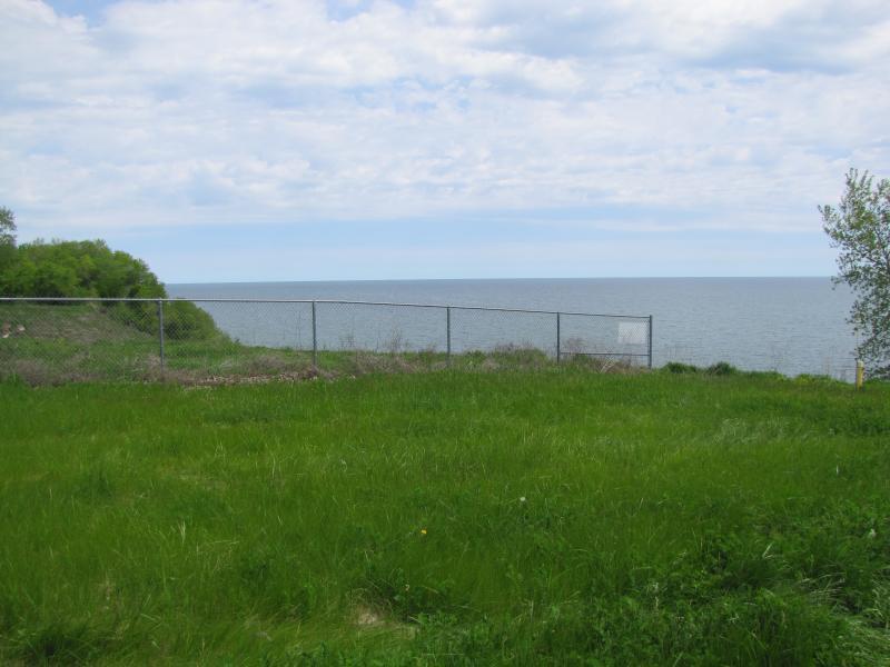 View from Oak Creek lakefront