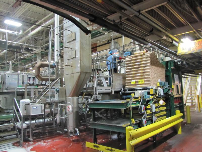 MillerCoors Plant