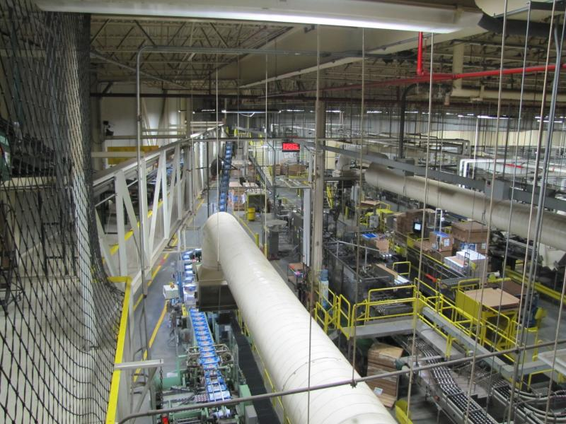 MillerCoors Plant