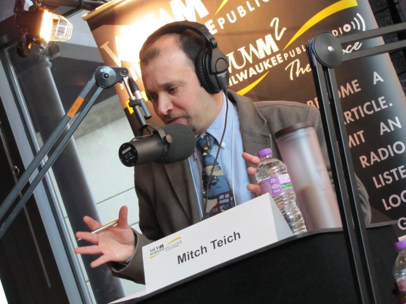 Lake Effect's Mitch Teich
