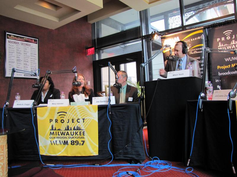 Project Milwaukee Panel