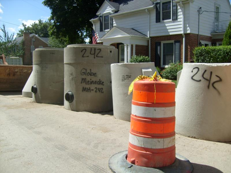 Concrete Connectors in Wauwatosa