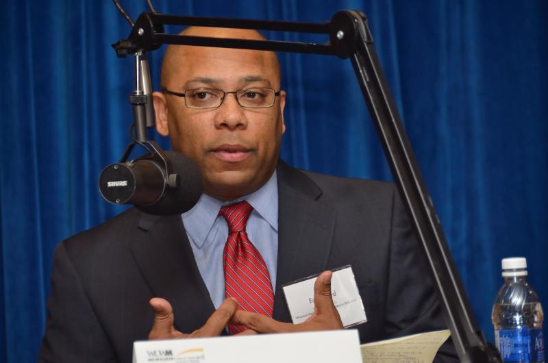 Panelist Earl Buford