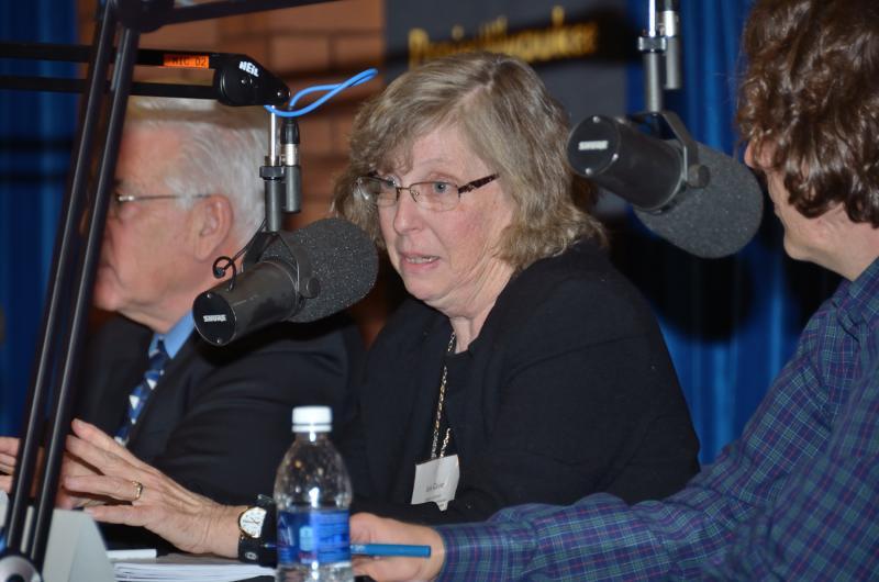 Panelist Lois Quinn