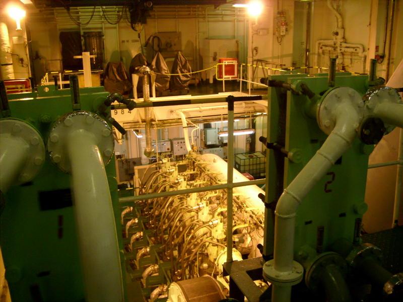 Federal EMS' Engine Room