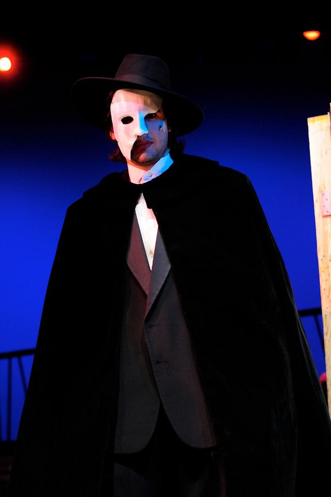 Dominican High School--Phantom of the Opera