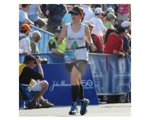 Wodke describes sadness and chaos following tragedy at Boston Marathon.