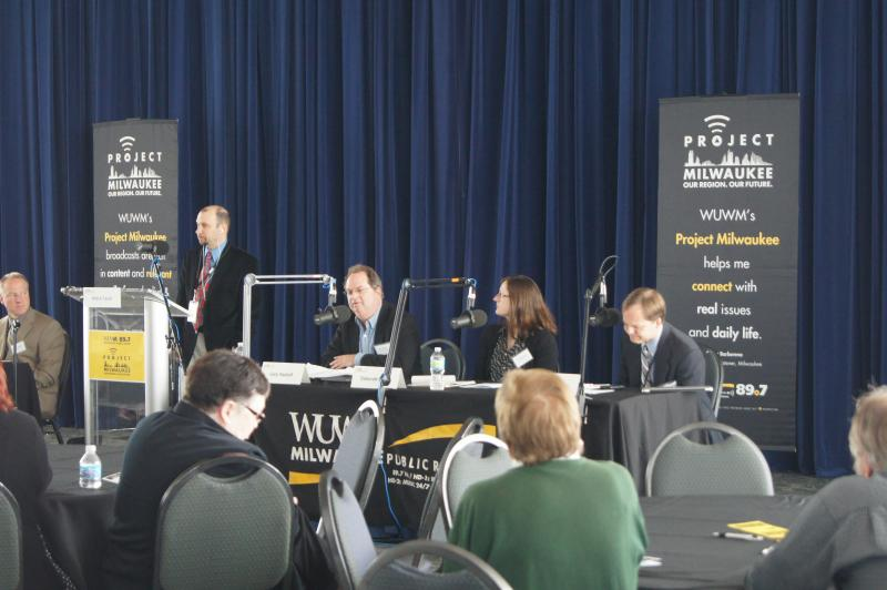 Forum panelists