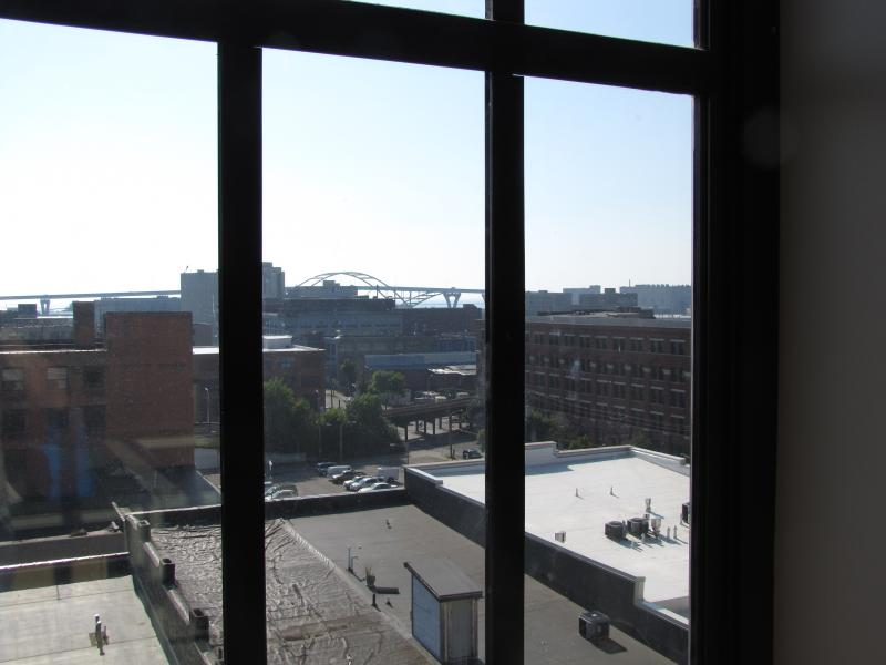 One of the building's views.