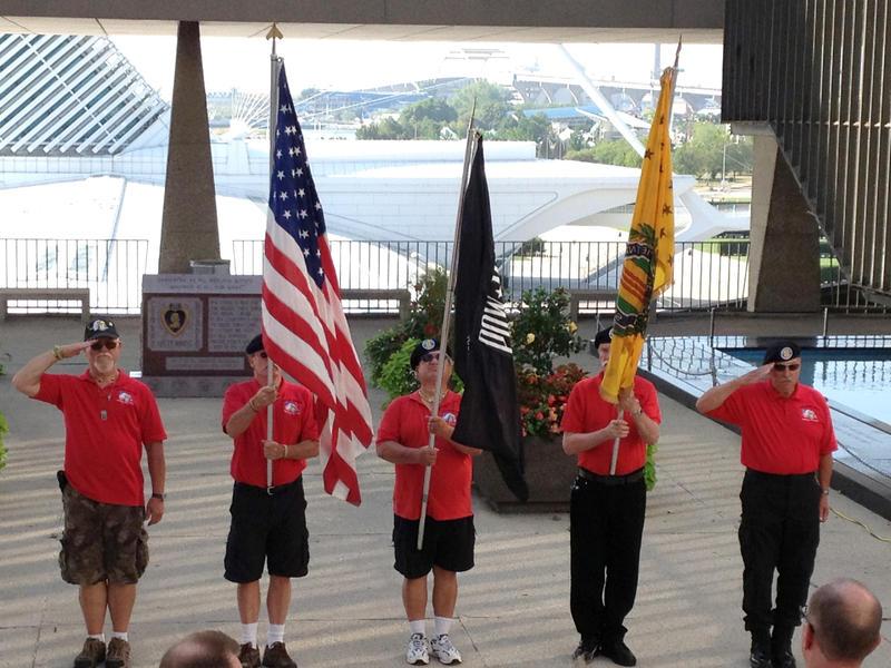 Veterans from Newburg, WI