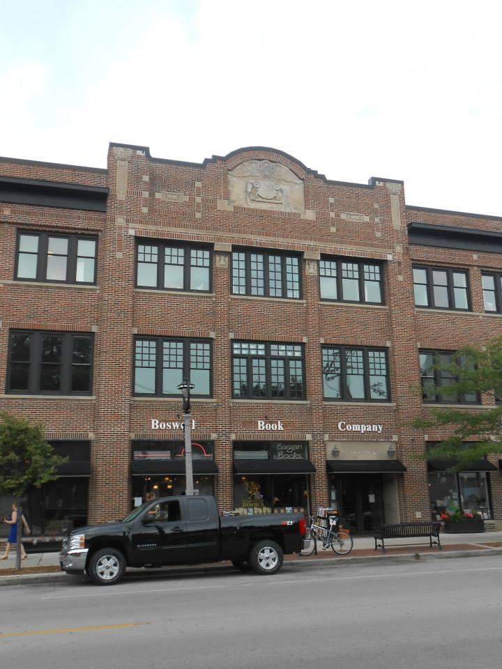 Boswell Book Store on the East Side's Downer Avenue.