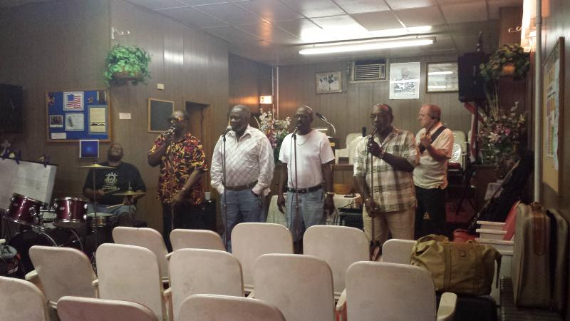 The Masonic Wonders have been singing gospel music in Milwaukee since 1956.