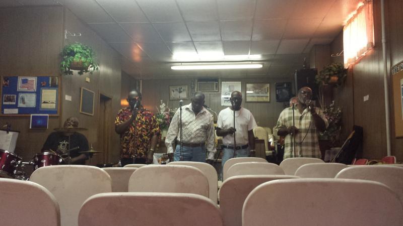 "Masonic Wonders member Charles Carter calls singing praise music a ""ministry."""