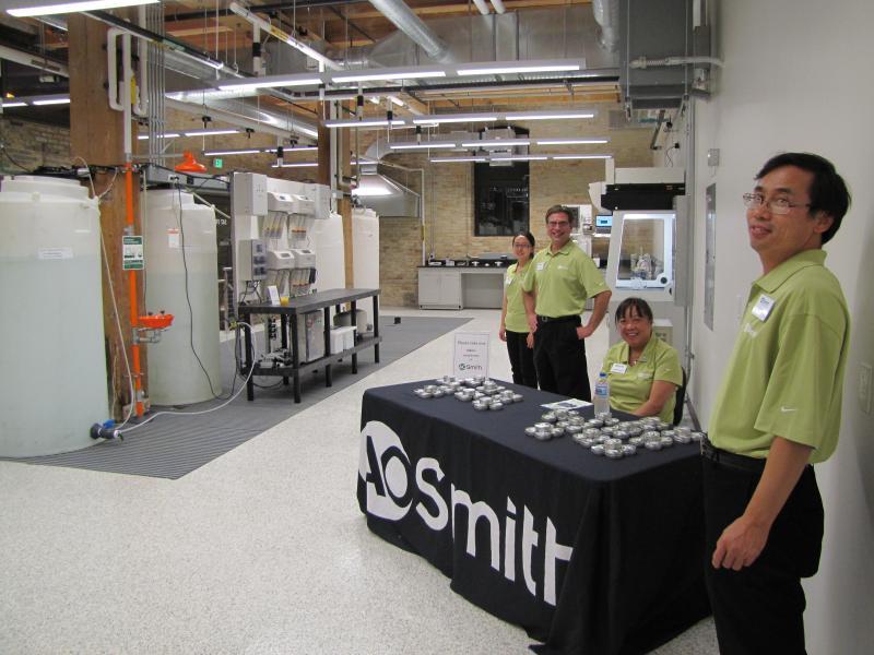 A O Smith lab