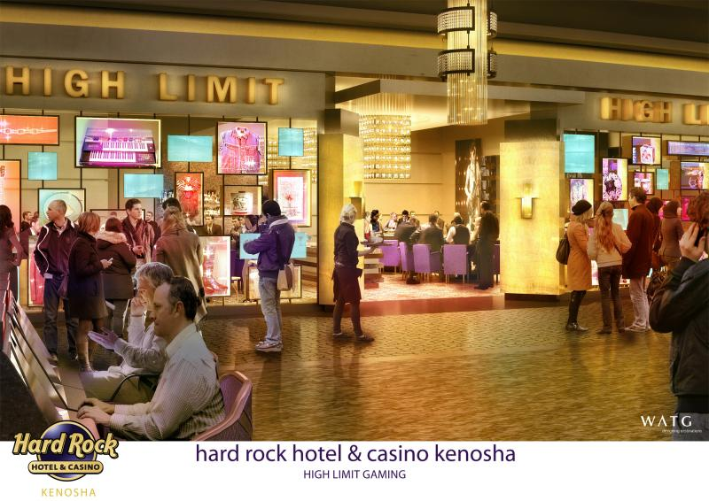 Hard Rock Rendering
