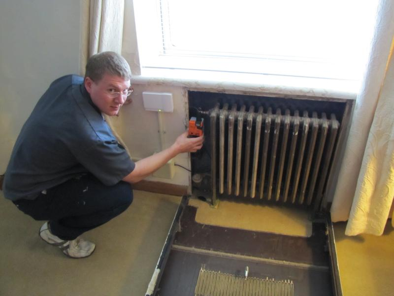 """Steam heat and air conditioning systems now """"talk"""" to one another saving massive amounts of energy at Mlwaukee Athletic Club."""