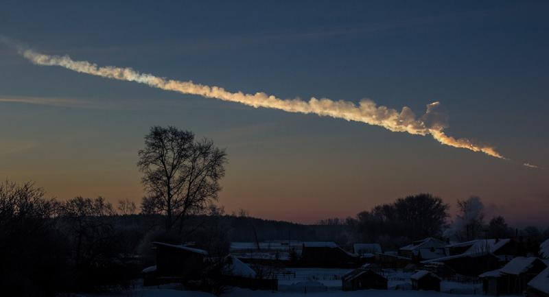 A fireball in  Russia caused quite a stir in November.