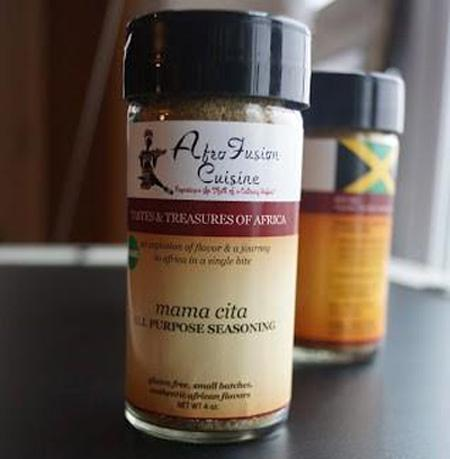 Afron Fusion Cuisine's Mama Cita All Purpose Seasoning