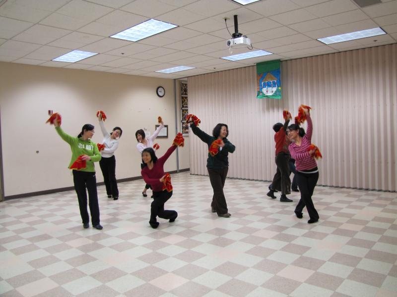 MCCC Dance Troupe