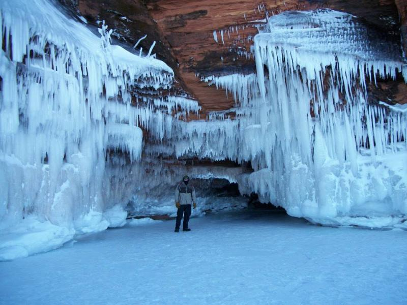 More than 88,000 visitors have come to the Apostle Islands National Park to see the ice caves.