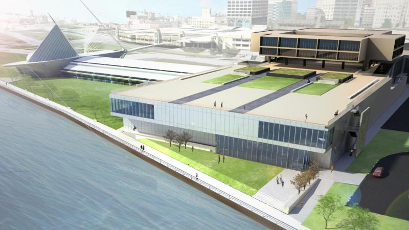 Milwaukee Art Museum Expansion Plans