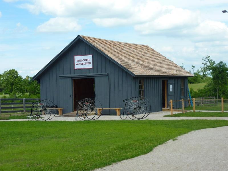 "Old World Wisconsin's new interactive experience lets visitors ""Catch Wheel Fever"" and experience the bicycling boom of the late 19th century."