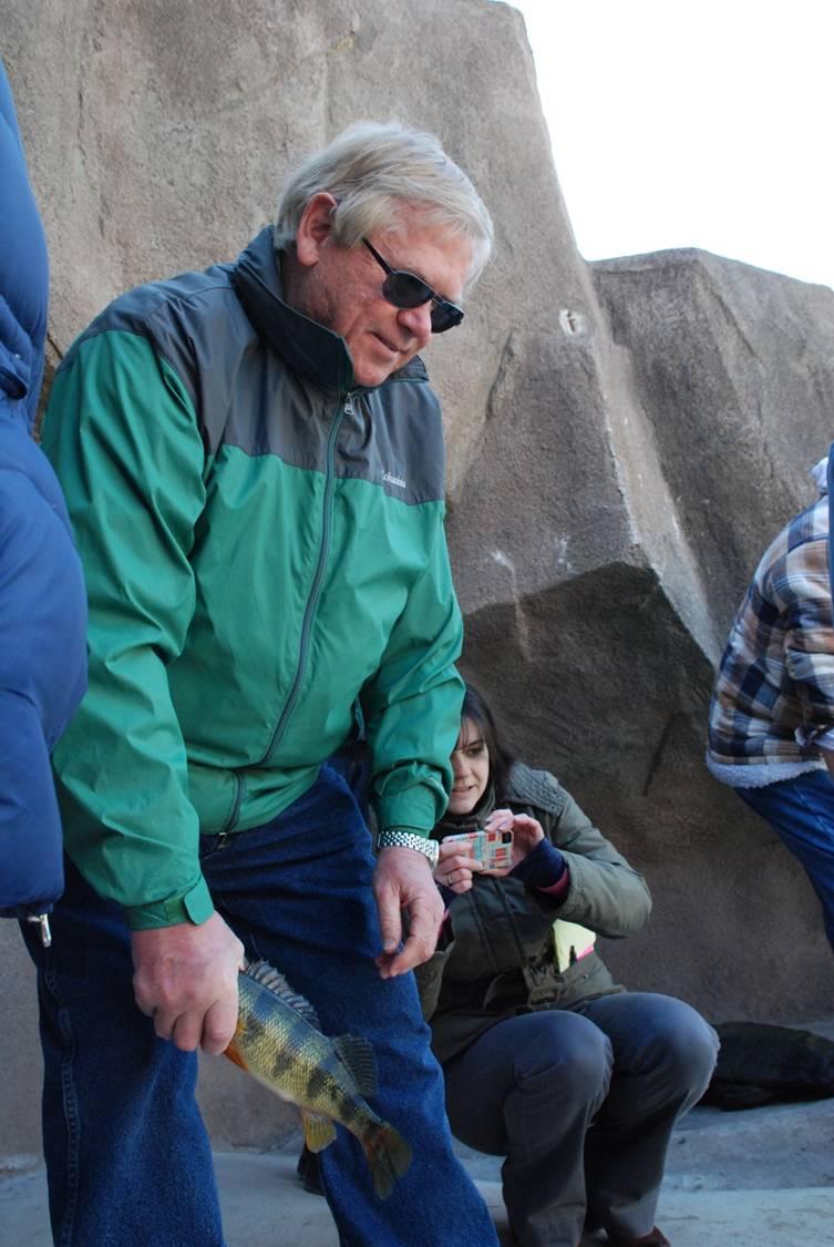 Scientist Fred Binkowski