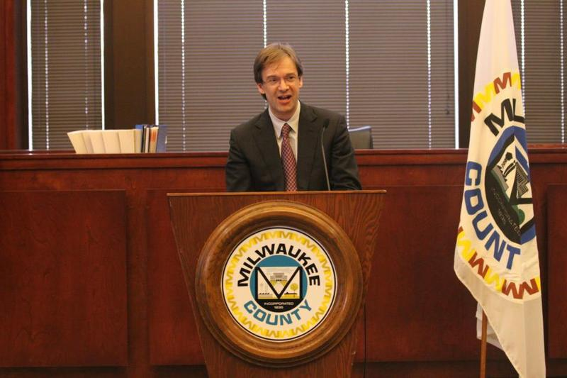 County Executive Chris Abele has introduced a budget that includes $19 million in increased revenue