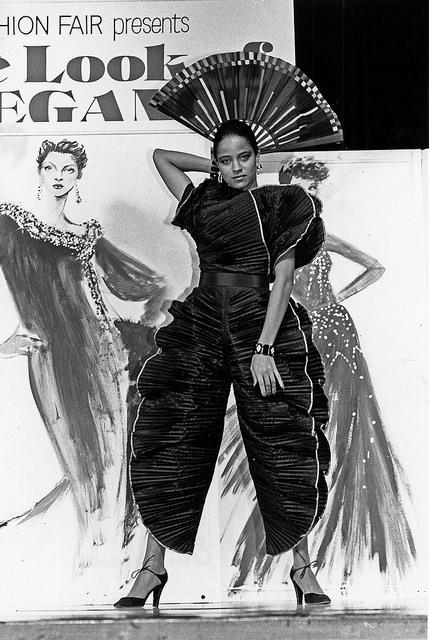 "The MAM ""Inspiring Beauty"" exhibit is a re-creation of the pioneering fashion fair that helped redefine beauty, style, and empowerment for African American women everywhere."
