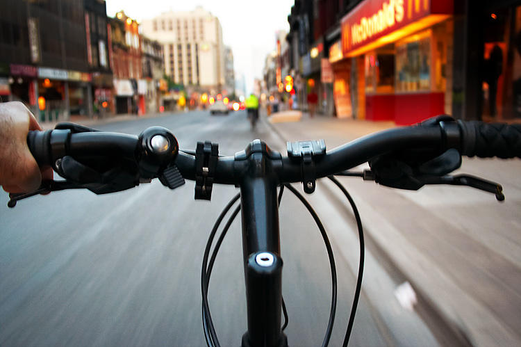 Bikes are becoming more commonplace as a tool for not only exercise, but commuting.
