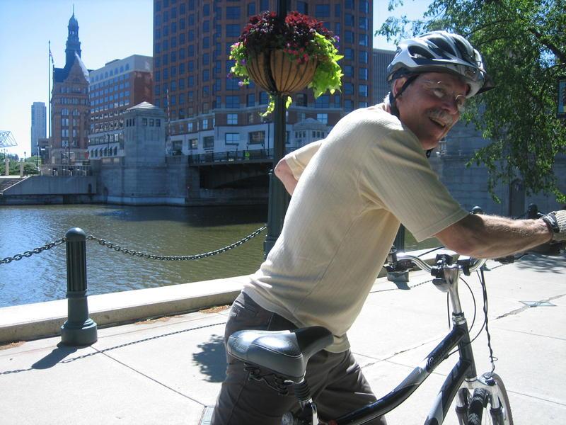 John Gurda on the Milwaukee River