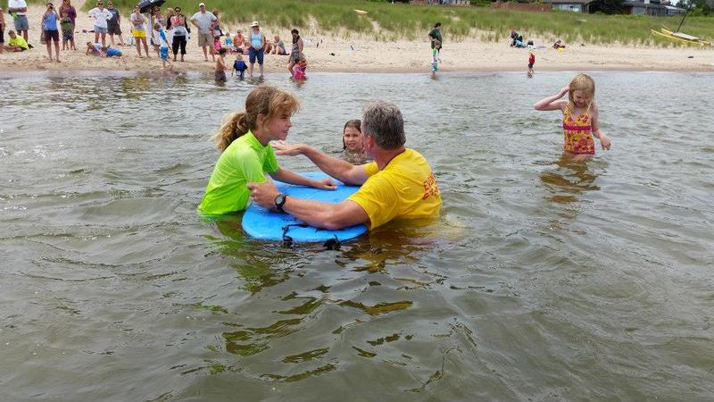 The SLSRP's main mission is to educate both children and adults about proper water safety, especially in any area close to water.
