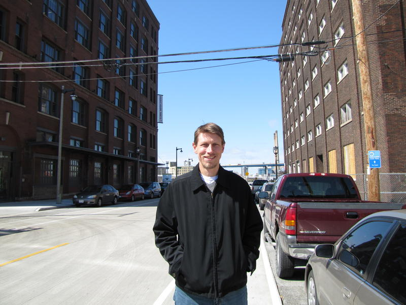 McGee Young was among the first batch of entrepreneurs nurtured through the Water Council's BREW program.