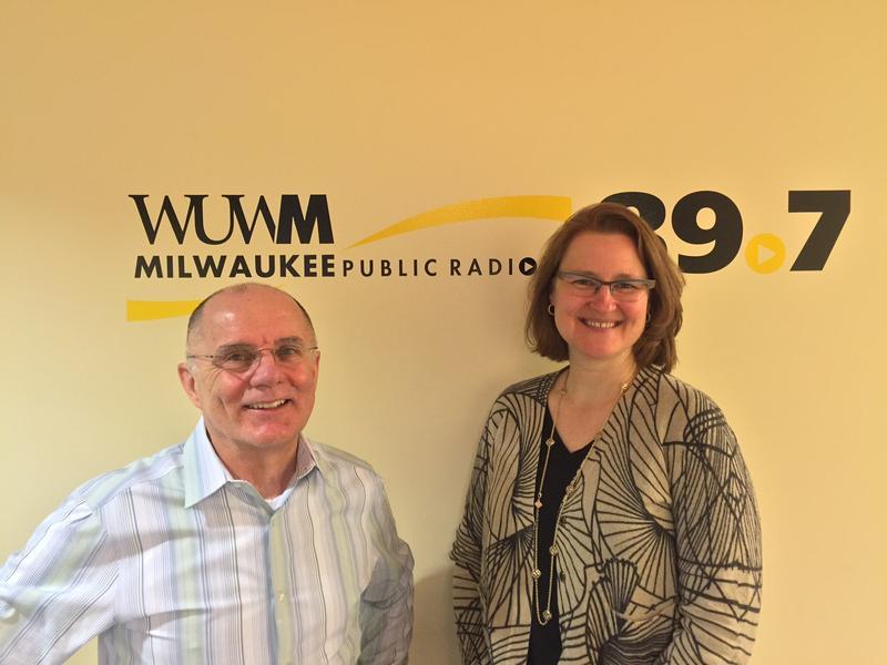 Tom Luljak and Melinda Kavanaugh