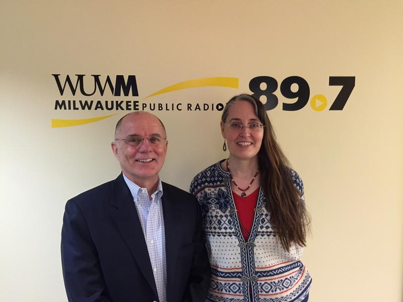 Tom Luljak and Meg Noodin