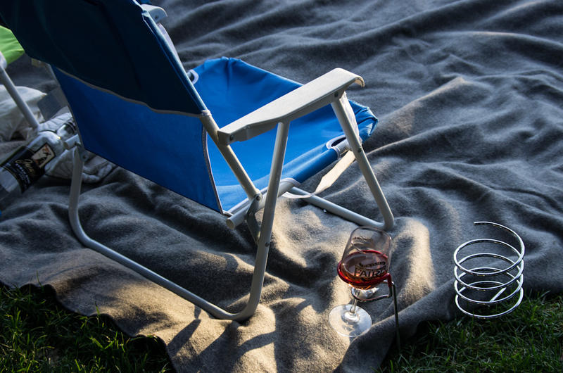 Summer is a great time for outdoors activities, which often includes a bottle of wine!