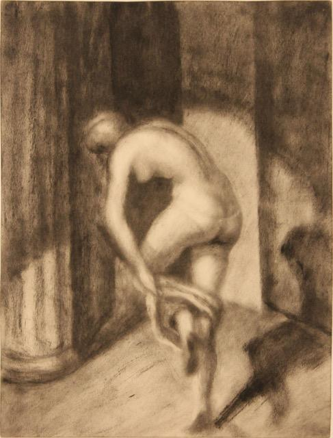 Twaites Collection - Burlesque Drawing (6)