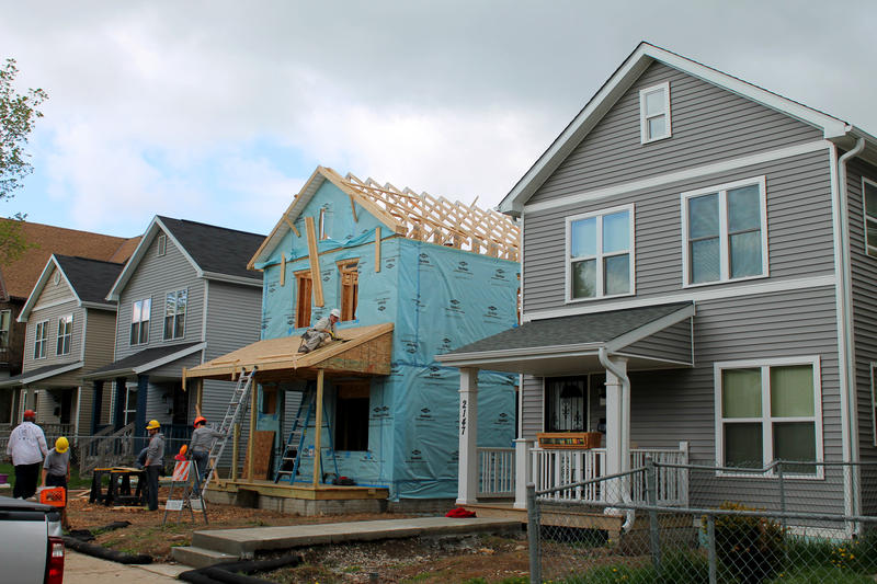 Last year, ReStore revenue funded 6.5 new homes in Milwaukee.