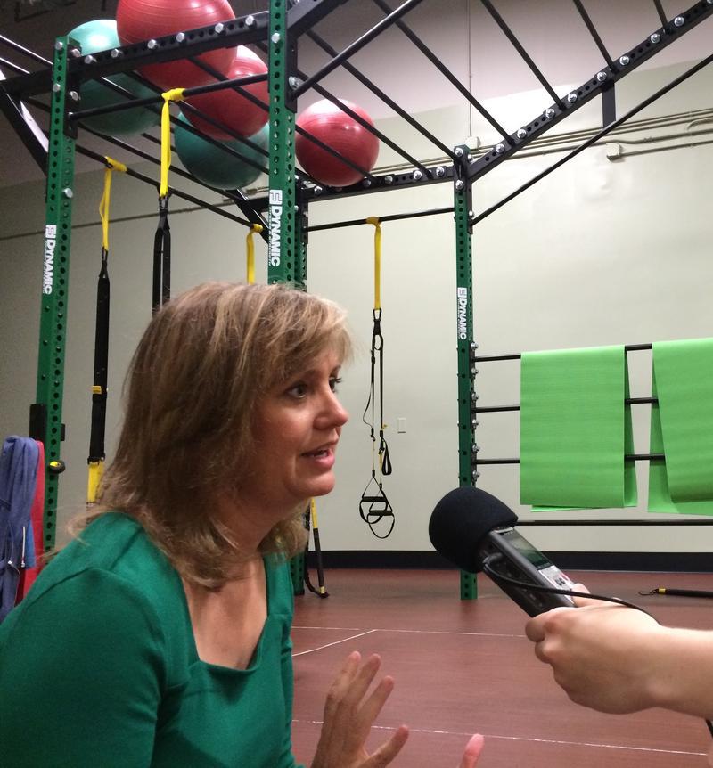 Momentum clinic owner Lisa McNeil