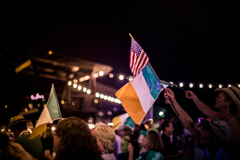 This year marks the 35th Irish Fest in Milwaukee